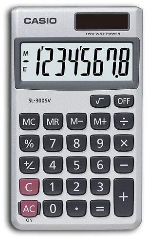 Casio SL-300SV