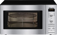 Miele M8201-1 microwave with grill