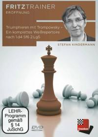 Chessbase Triumphieren mit Trompowsky: Ein komplettes Weißrepertoire nach 1.d4 Sf6 2.Lg5 (deutsch) (PC)