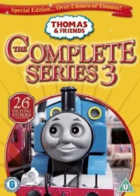 Thomas And Friends Season 3 (DVD) (UK)