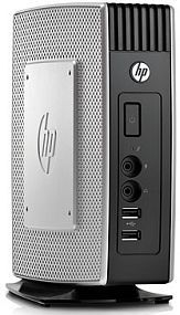 HP t510 Flexible Thin Client, Eden X2 U4200, 2GB RAM, 2GB Flash, WES 2009 (H2P22AA/C9E65AA)