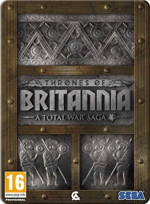 Thrones of Britannia: A Total War Saga (Download) (PC)