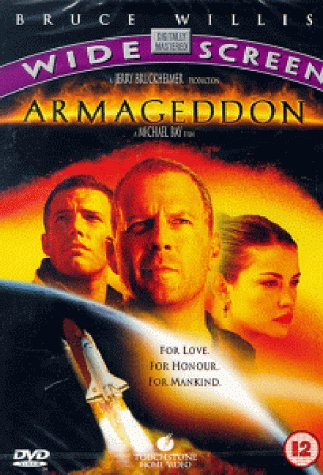 Armageddon (Special Editions) (UK) -- via Amazon Partnerprogramm