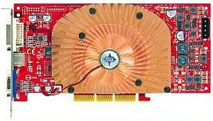 MSI FX5900-TD128, GeForceFX 5900, 128MB DDR, DVI, TV-out, AGP (MS-8929-010)