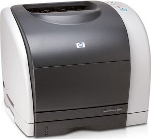 HP colour LaserJet 2550LN, colour laser (Q3703A)