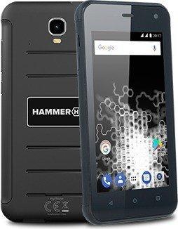 myPhone Hammer Active schwarz