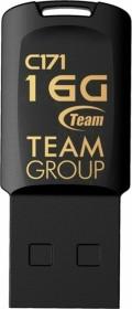 TeamGroup C171 schwarz 16GB, USB-A 2.0 (TC17116GB01)