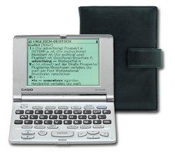 Casio Ledertasche für EW-G2000/EW-G2100/EW-G3000 elektronisches Wörterbuch
