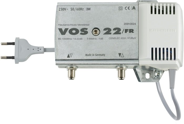 Kathrein VOS 22/FR in-house distribution amplifier (20910024)