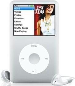 Apple iPod classic 160GB silber (MB145x/A)