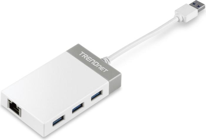 TRENDnet TU3-ETGH3, RJ-45, USB-A 3.0 [Stecker], V2 (TU3-ETGH3 (v2.0R))