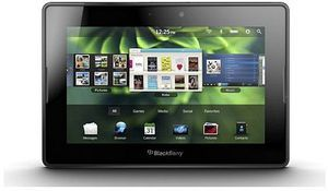 Blackberry Playbook Wi-Fi 16GB -- The RIM and BlackBerry families of related marks, images and symbols are the exclusive properties of, and trademarks of, Research In Motion – used by permission.
