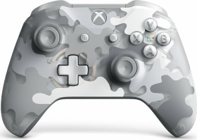 Microsoft Xbox One Wireless Controller Arctic Camo Special Edition (Xbox One/PC)