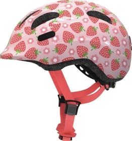 ABUS Smiley 2.1 Kinderhelm rose strawberry (81796/81797)