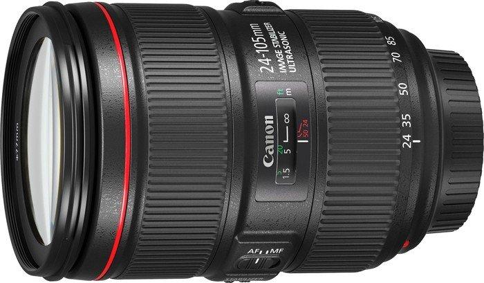 Canon EF 24-105mm 4.0 L IS II USM schwarz (1380C005)