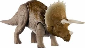 Mattel Jurassic World Brüll-Attacke Triceratops (GJN65)