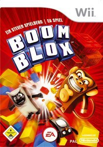 Boom Blox (German) (Wii)