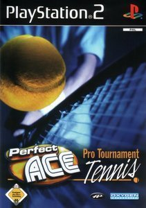 Perfect Ace - Pro Tournament Tennis (German) (PS2)