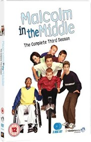 Malcolm in the Middle Season 3 (DVD) (UK)