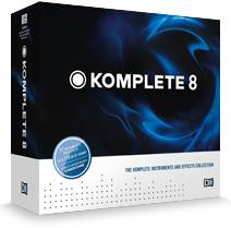 Native Instruments: Komplete 8 (multilingual) (PC/MAC)