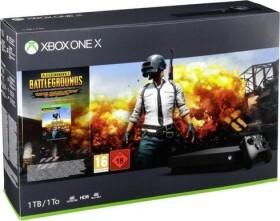 Microsoft Xbox One X - 1TB Playerunknown's Battlegrounds Bundle schwarz
