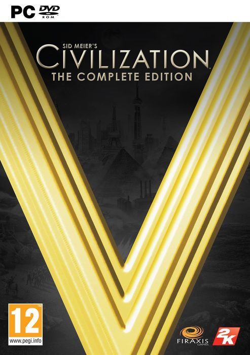 Sid Meier's Civilization V - The Complete Edition (Download) (PC)