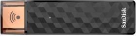 SanDisk Connect Wireless Stick 128GB, WLAN/USB 2.0 (SDWS4-128G-G46)