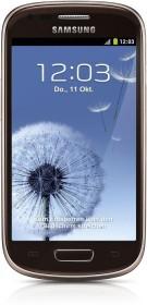 Samsung Galaxy S3 Mini i8190 8GB braun