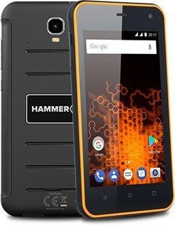 myPhone Hammer Active black/orange