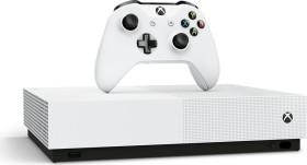 Microsoft Xbox One S All-Digital Edition - 1TB Fortnite Bundle weiß