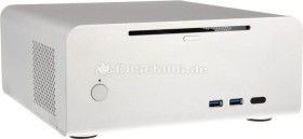 Streacom F7C Alpha Optical silber, Mini-ITX (ST-F7CS-OPT-ALPHA)
