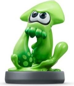 Nintendo amiibo Figur Splatoon Collection Inkling-Tintenfisch grün (Switch/WiiU/3DS)