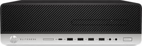 HP EliteDesk 800 G3 SFF, Core i5-7500, 8GB RAM, 256GB SSD, 1TB HDD (1FU43AW#ABD)