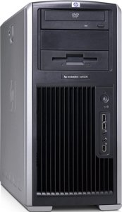 HP Workstation xw8200, Xeon 3.80GHz (various types)