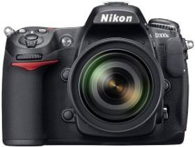 Nikon D300s schwarz mit Objektiv Fremdhersteller