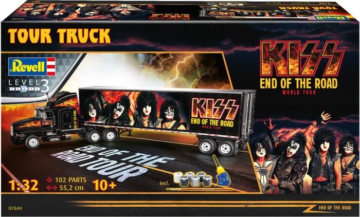Revell KISS Tour Truck (07644)