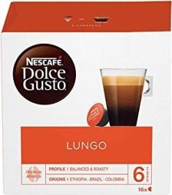 Nestlé Nescafe Dolce Gusto Caffe Lungo coffee capsules, 16-pack