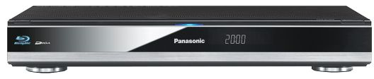 Panasonic DMR-BCT820 black (Blu-ray)