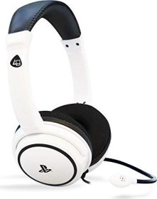 4Gamers Pro4-40 Stereo Gaming Headset weiß