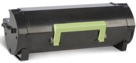 Lexmark Toner 600XA black extra high capacity (60F0XA0)