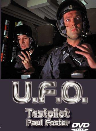 UFO: Testpilot Paul Foster -- via Amazon Partnerprogramm
