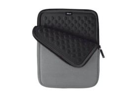 """Trust 10"""" anti-shock Bubble sleeve for tablets grey (18775)"""