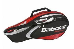 Babolat Team Line Racket Holder x3 -- © keller-sports.de