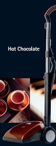 Miele S 930HC Hot Chocolate Art by Miele