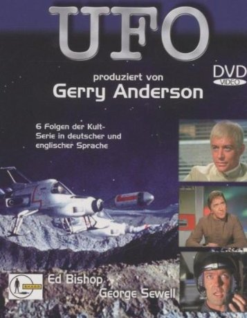 UFO Box (Folgen 1-6) -- via Amazon Partnerprogramm