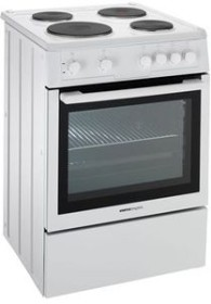 Elektra Bregenz HS 6061 W electric cooker with electric hob