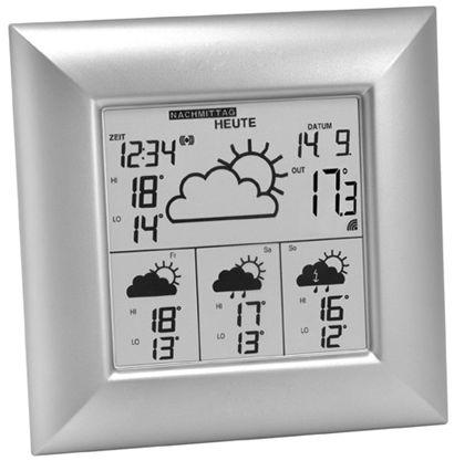 Technoline WD 4000 bezprzewodowa cyfrowa stacja pogody