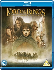 The Lord Of The Rings 1 - The Fellowship Of The Ring (Blu-ray) (UK)