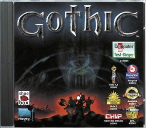 Gothic (German) (PC)