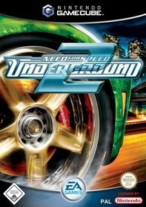 Need for Speed: Underground 2 (German) (GC)